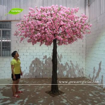 Gnw Bls1506 3 M Alto Interior Oficina Paisajismo Barato Rosasakuraflores Artificiales árboles Para Decoración Buy Flores Artificiales Para
