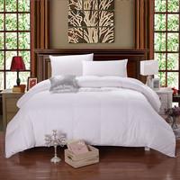 home bedding cotton duck down quilt set /duvet insert/comforter