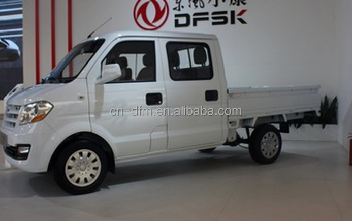 Dongfeng diesel engine 2ton light duty cargo truck mini lorry