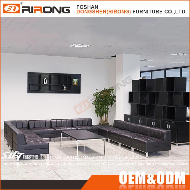 Muebles de Lujo moderno de Sala de estar de Espalda Esquina ...