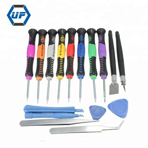 20 in 1 High Quality Opening Repair Tools Kit Magnetic Screwdriver Set For iPhone Tablet Tool for iphone ipad Blackberry