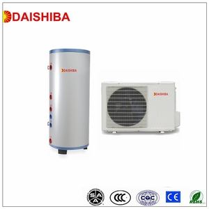 2017 hot new high quality heating and cooling T3 heat pump for hot water