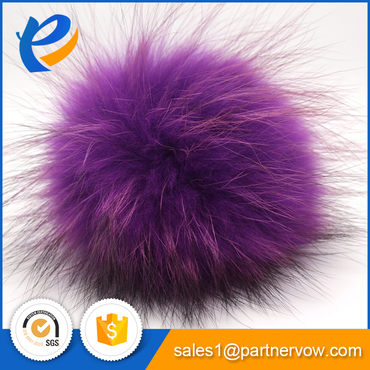 New promotion fur all key chain with good quality