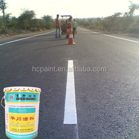 Acrílico pintura da marcação de estrada termoplástico