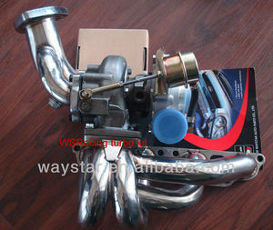 s13 turbo kit for nissan s13 ca18det turbo manifold and downpipe