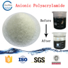 Anionic Polyacrylamide PAM APAM Anionic Polymer Flocculant JUST SELL 100% PURITY FREE SAMPLES
