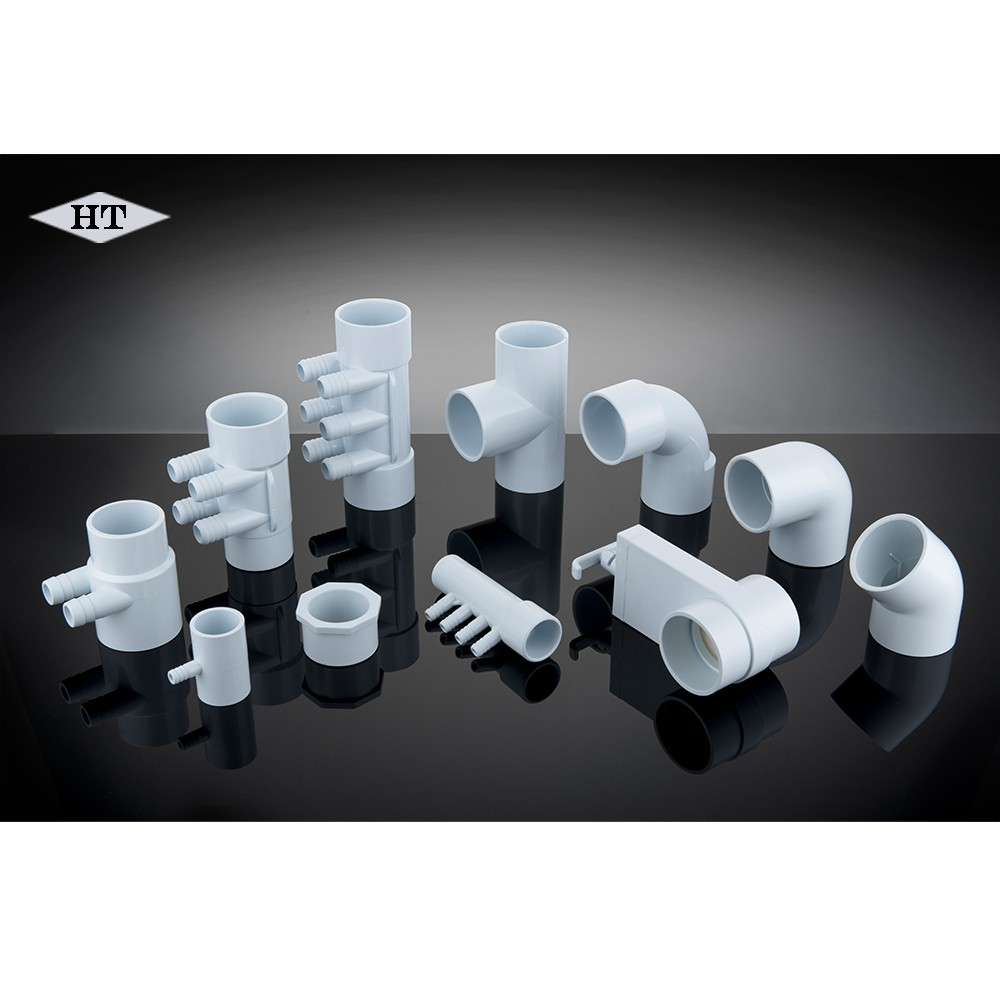 Supreme Techniques Grooved Pipe Fittings Pvc Plastic Pipe