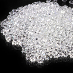 Wholesale Synthetic Gem Beads Zircon Diamond Stone