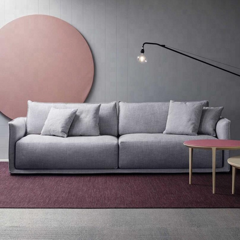 Modern Upholstery fabric Furniture <strong>sofa</strong> for Living room
