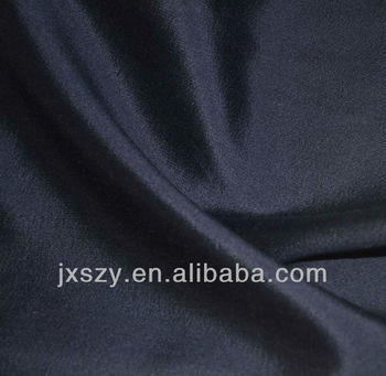 yarn-dye silk wool fabric silk wool suit fabric