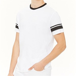 New arrival 100% cotton hip hop t-shirt garment buyer in usa