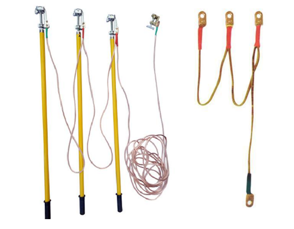 Portable Earthing Amp Short Circuit Kits For Substations