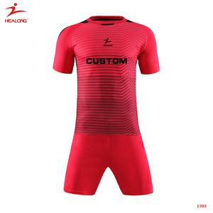 d642426e71b Full Set Soccer Uniform