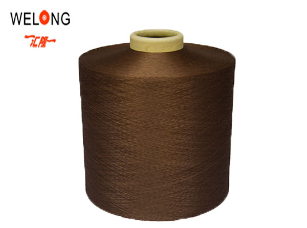 100 polyester yarn dty 75 36 for sweater