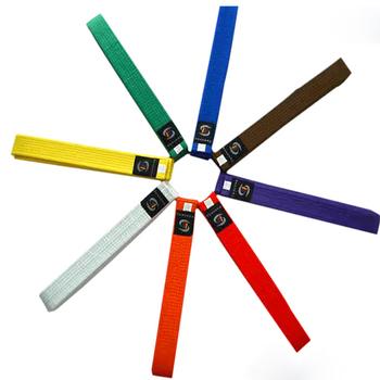 Coloré ceintures d arts martiaux taekwondo ceintures ceinture de taekwondo  couleurs b5c324c2640