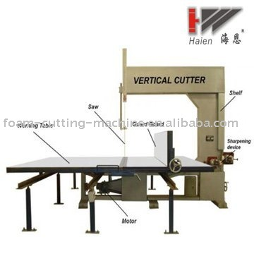 precision vertical band saw(HW-VC12)