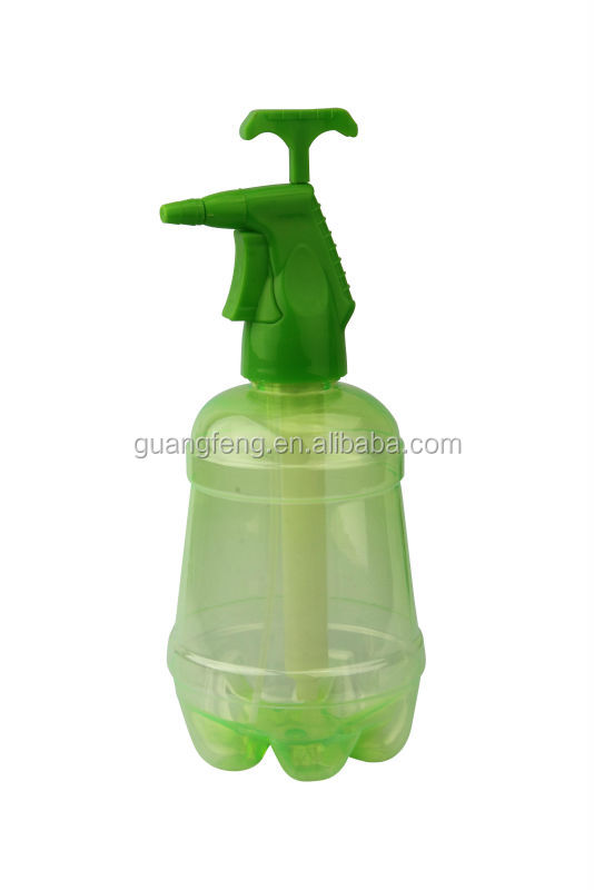 1.2L plastic pressurized water balloon sprayer