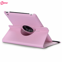 360 Rotating Stand Flip PU Skin Cover Case For Apple iPad Pro