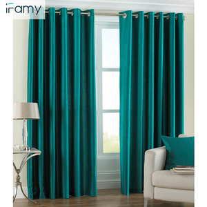 Fireproof Window Curtain Models Hotel Blackout Design Curtains Woven Factory Direct Hospital Curtain