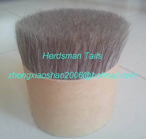 "3""-10"" horse root hair for cosmetic brush use, pony hair , horse body hair"