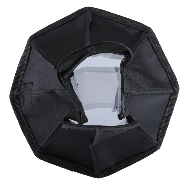 New Professional Wholesale Drop shipping PULUZ 20cm Octangle Style Foldable Soft Flash Light Diffuser Softbox