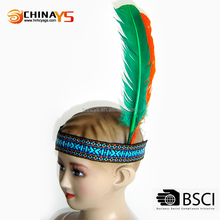 New design cheapest custom headbands for children party decorations