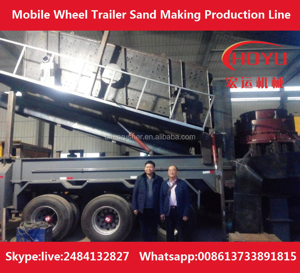 Best Machine Price Mobile Mining Stone Cone Jaw Crusher in India