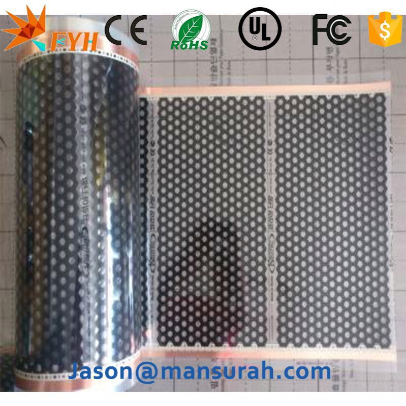 Good Quality Carbon Fiber Electric Warm Heating Blanket Mat