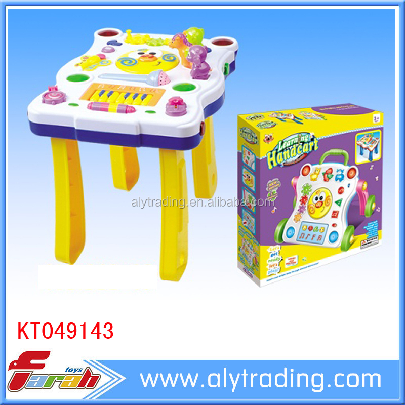 new products touch and learn activity table set wholesale from sahntou city on alibaba china