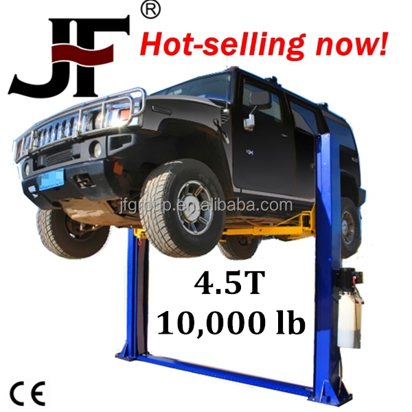 Best price chain driven two post car lift