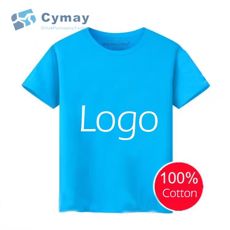 High Quality custom printing men's T shirt LOGO DIY t-shirt printing wholesale china