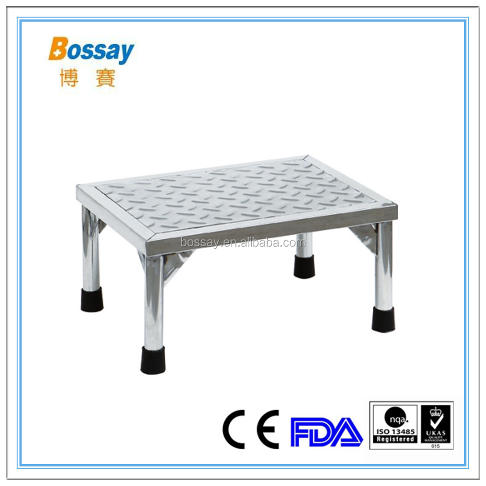 2016 Stainless steel Step Stool FOR HOT SALE