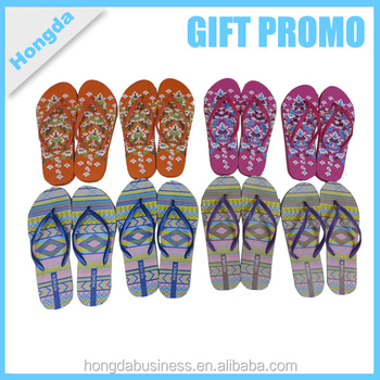 91cac42afab6b1 World Cup gift promo less  1 dollar flip flops slippers summer sandals 2018