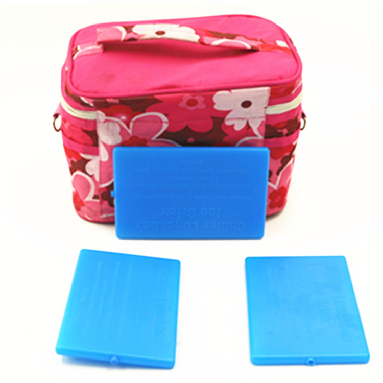Wholesale Thin Shape Cooler Cool Freez Pak Ice Pack Reusable Cold Gel For Food Lunch Box Camp