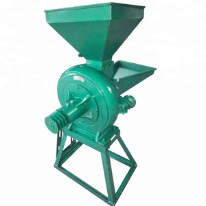 Mini flour making machine/mini corn maize flour mill/wheat grinder