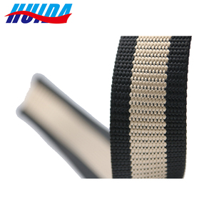 Fashional Tsa Lock Luggage Woven Strap Belt Strap
