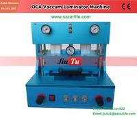Automatic Laminator Machines High Pressure Laminate Frame Machine By Vacuum Needed Air Compressor For Smartphone Repair