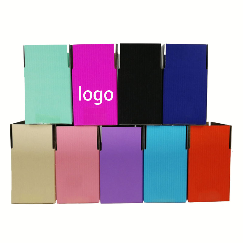 logo print corrugate paper color small post mail <strong>box</strong>