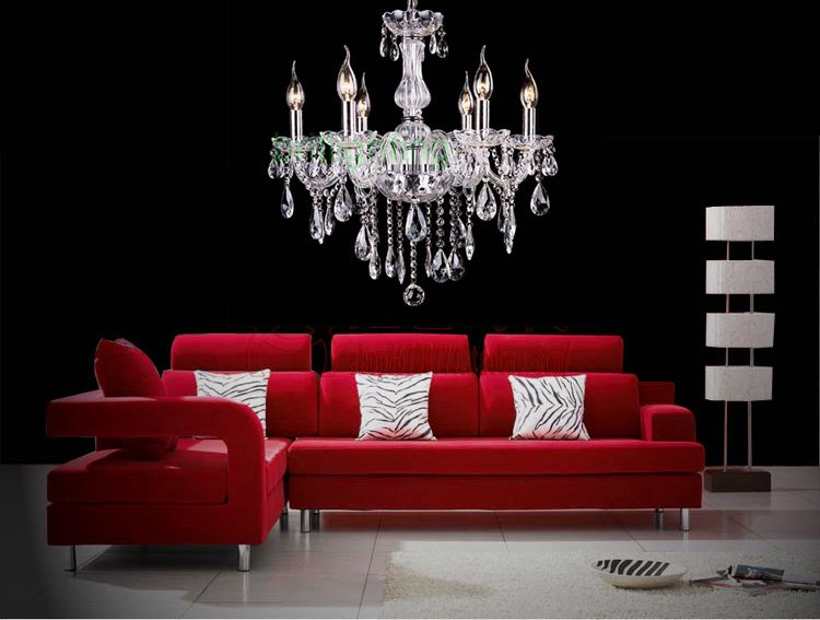 European-Crystal-Chandelier-dining-room-crystal-chandelier