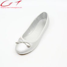 comfortable silver women wedding shoes