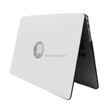 New!!! White Laptop Leather Sleeve for MacBook, Luxury Holster Case for MacBook