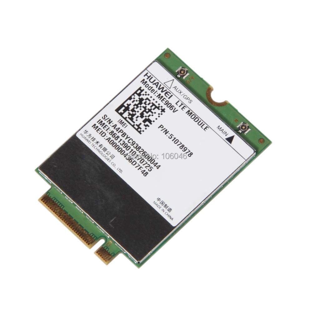 Unlocked Huawei Me906v 3g 4g 100mbps Network Lte Module