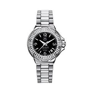 TAG Heuer Women's WAC1214.BA0852 Formula 1 Diamond Accented Watch