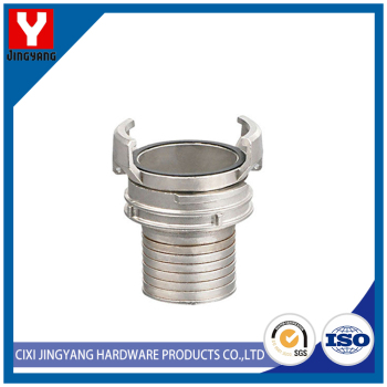 Service supremacy guillemin aluminum hose barb fittings coupling