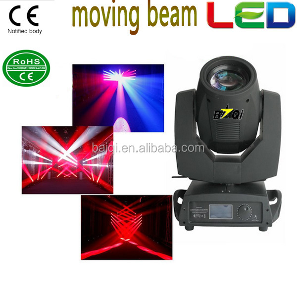 led light 2015 beam 200 moving head/sharpy 230 watts beam moving head light