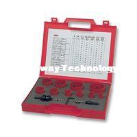 RUKO - 106303 - Hole Saw Kit Tools new imported plastic box