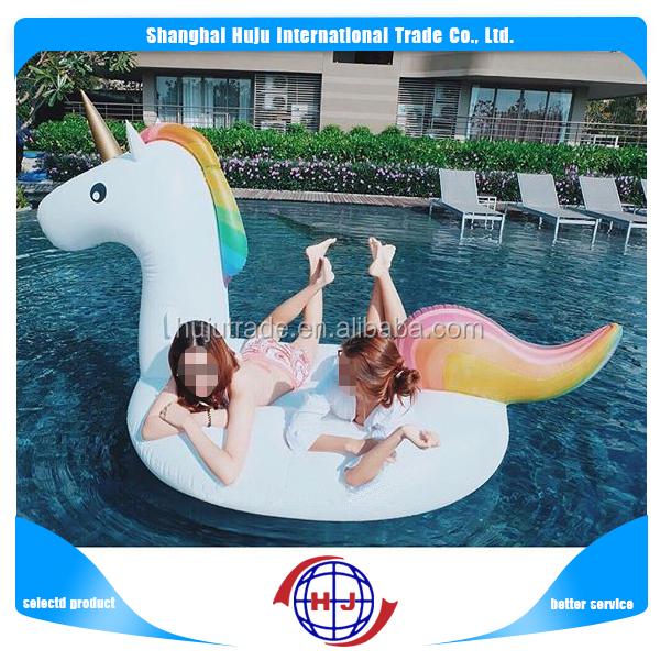 Gigante gonfiabile giocattoli piscina materasso unicorno acqua strutture ricreative id prodotto - Unicorno gonfiabile piscina ...