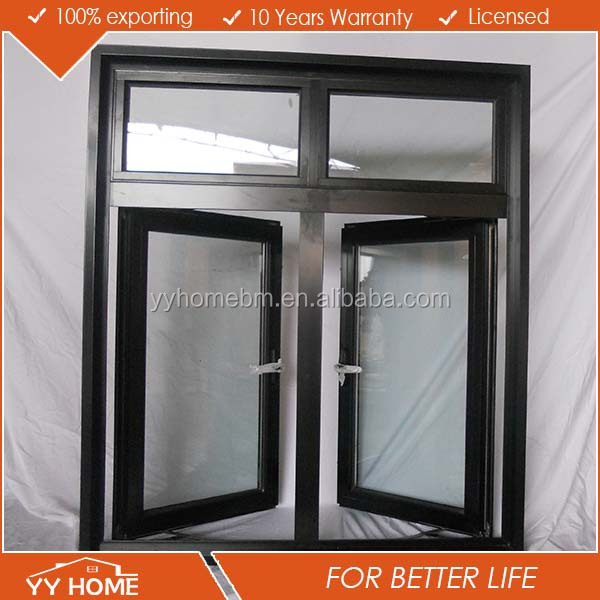 YY Home new style made in china aluminum impact windows prices manufacturers