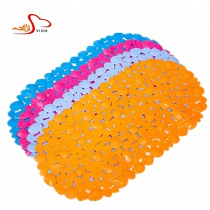 Wholesale Round Shape Cheaper Price Bathroom PVC Bath Tub And Shower Mats