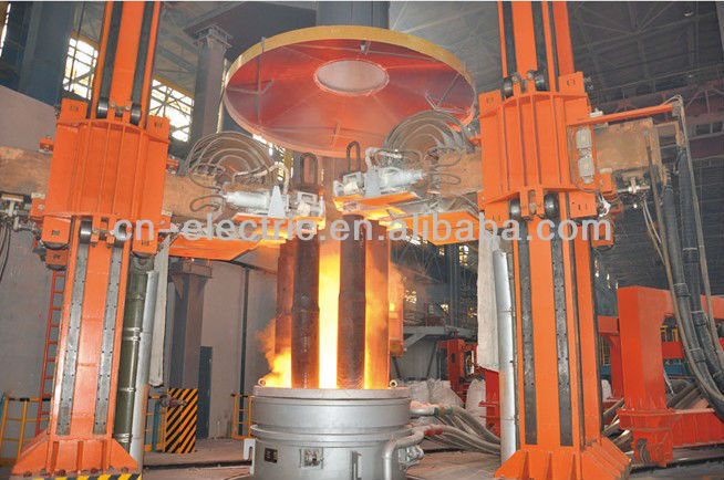 Electroslag Furnace for melting high alloy steel